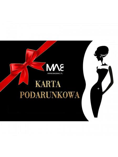 KARTA PODARUNKOWA MAGMAC 100 zł