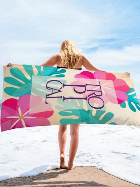 Ręcznik plażowy trpical