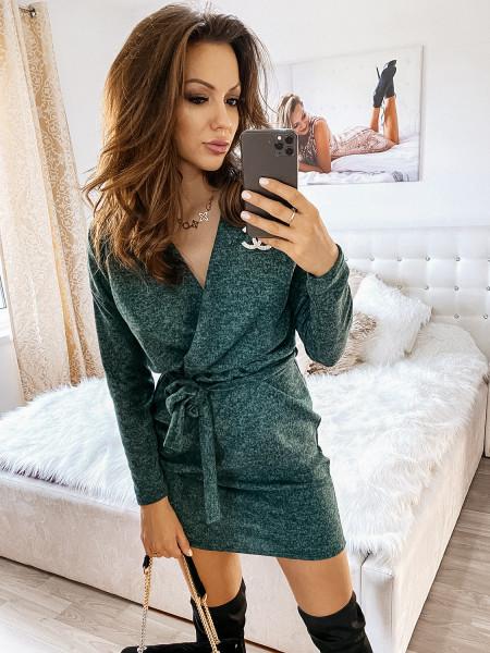 Sweterkowa sukienka KIRSTY...